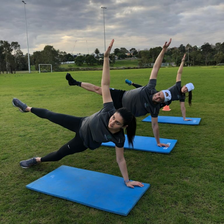 Aberfeldie Fitness personal training